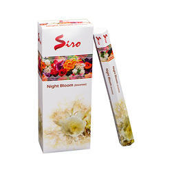 Night Bloom Hexa Incense Stick