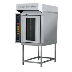 560 Fixed Trolley Bakery Oven