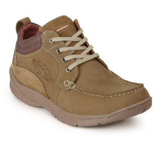 Red Chief RC3078 Camel Shoes, Redchief