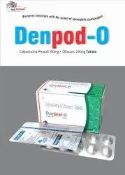 Cefpodoxime 200mg   Ofloxacin 200mg