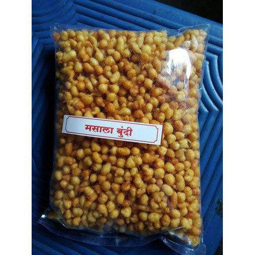 Masala Boondi Namkeen, Packaging Type: Packet