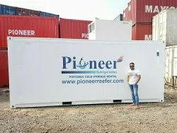 Refrigerated Container On Rental