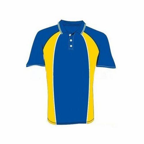 fedca44be2fe Polyester Plain Basketball Sports T-Shirt