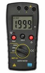 Motwane MET-10 Digital Earth tester