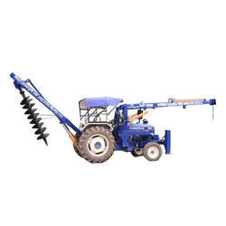 Lamba Agroking Heavy Duty Post Hole Digger