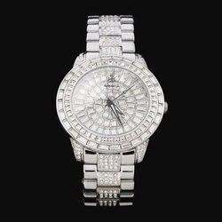 Mens Silver Watch