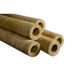 Preformed Rockwool Sectional Pipe