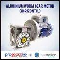 Aluminium Worm Gear Motor