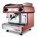 Semi-automatic Tanya Single Group Coffee Machine, 100-200 Cups Per Day