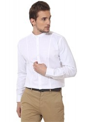 Full Sleeve White Shirt