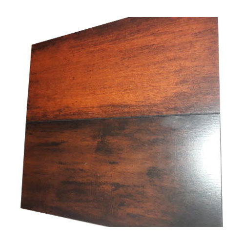 Brown Laminated Wooden Flooring