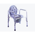 Commode Chair - with Wheels/Without Wheels