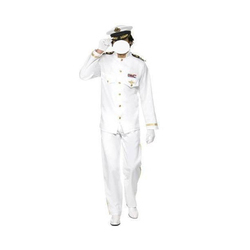 Navy Uniforms & Fabrics