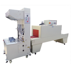 Pharmaceuticals Shrink Wrapping Machine