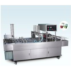 Automatic Filling Sealing Machine