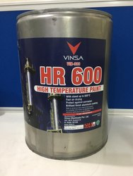 High Temperature Paint 600 Degree
