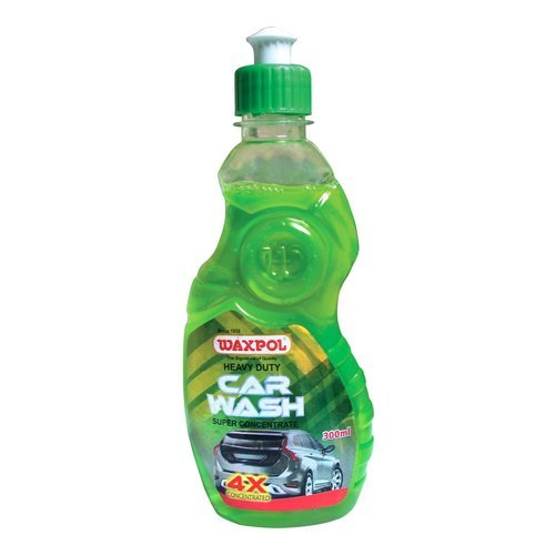 Waxpol Car Wash Shampoo, Pack Size: 300ml