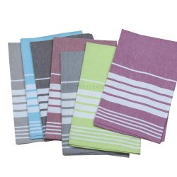 Microfiber And Cotton Kitchen Towel 52x52cm
