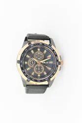 Men Wrist Watch (Jules Gold Analog Watch - For Men)