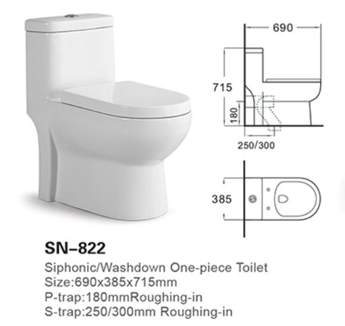White English Commode Toilet Seat, Size/dimensions: 710x410x700mm