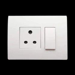 10 A X1001 Opale Modular Switches Schneider, 220-240 V, 6 A