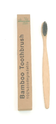 Soft Biodegradable Bamboo Charcoal Toothbrush