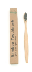 Biodegradable Bamboo charcoal Toothbrush
