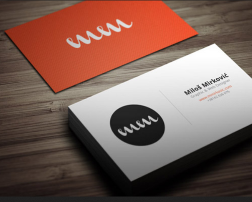 Business Card Designing Business Card Designing Service Service - Business card template maker
