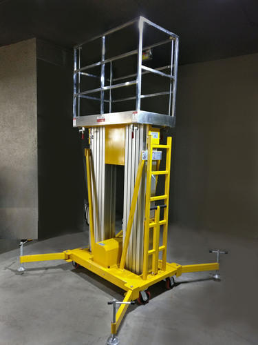 Aluminum Aerial Work Platform