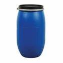 Open Top Chemical Drum, Capacity: 30-210 Liter