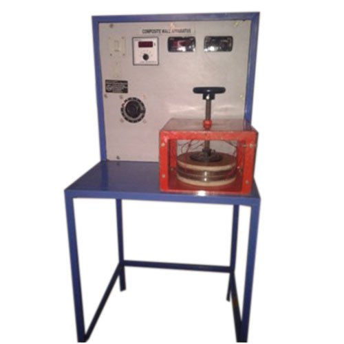 Thermal Conductivity Through Composite Walls For Laboratory Rs 32000 Piece Id 21182140255