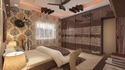 Bedroom Interior Wall Design