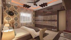 Bedroom Interior Wall Design