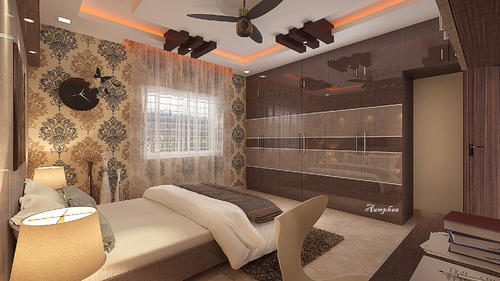 Top Home Interior Designers Bedroom Furniture Design With Cupboard Manufacturer From Chennai