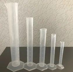 Measuring Cylinder Set PP, for Chemical Laboratory