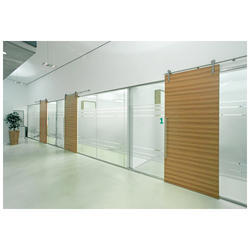 Office Cabin Partition Designs And Decoration Service