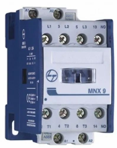 l & t control gear - cs94110 mnx 25 240v l&t contactor distributor /  channel partner from greater noida