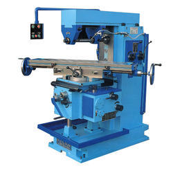 Geared Vertical Milling Machines