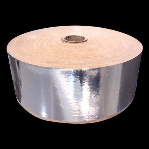 Silver Dona Paper Roll Size 5 12