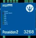 Poseidon2 3268 - IP Based Remote Monitoring