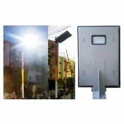 15W Silver Solar Street Light