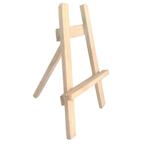 Perfect Artists Display Easel   Wooden Easel Stand  5Ftext Manufacturer From Jaipur