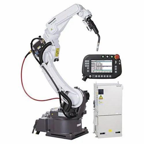 Mig Welding Robot Model Name Number Fanuc Abb Kuka Panasonic Rs 350000 Unit Id 21640106073