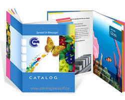 Paper Catalog Printing Services, in Delhi, Dimension / Size: A4