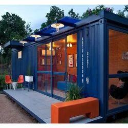 Modular Portable Bunk House
