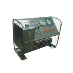 Automatic Portable Hydro Test Pumps System