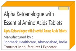 Alpha Ketoanalogue with Essential Amino Acids Tablets