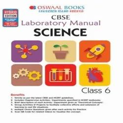 Oswal English OSWAAL CBSE Laboratory Manual Class 6 Science Book For March 2020 Exam