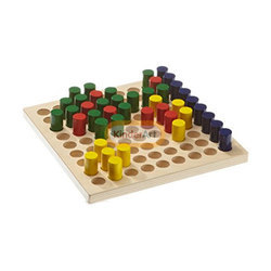 Peg Board Kids Toys
