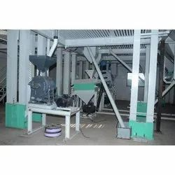 Automatic Besan Making Plant